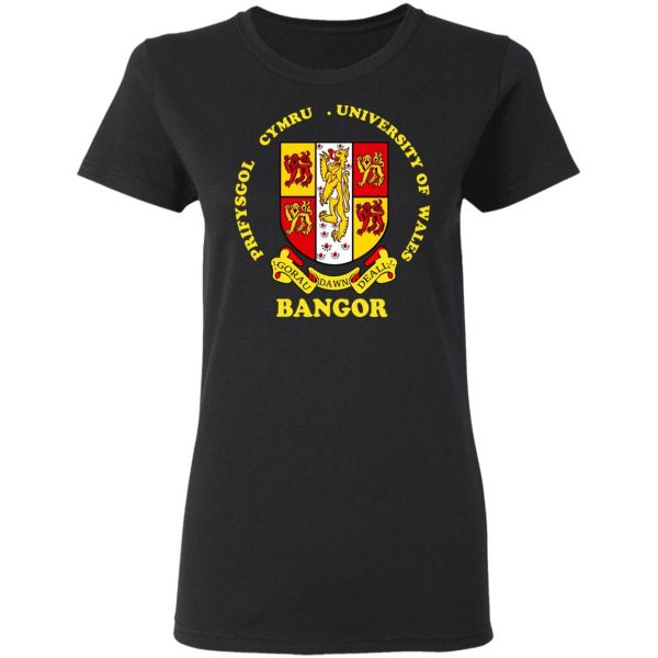 Bangor Prifysgol Cymru University Of Wales T-Shirts, Hoodies, Sweater Apparel 7
