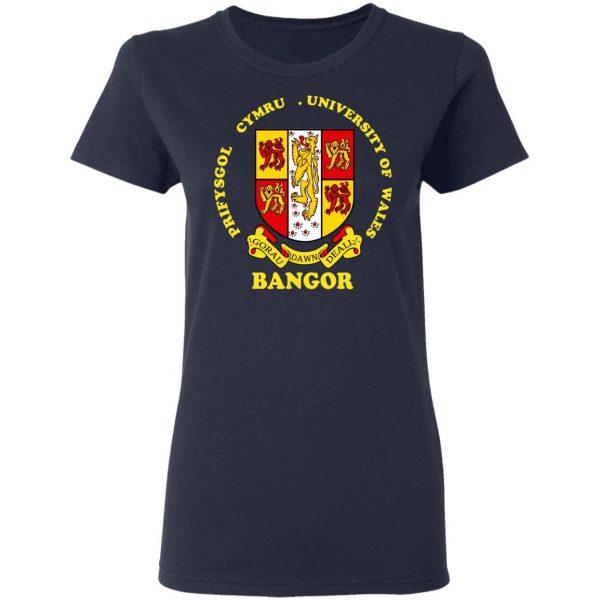 Bangor Prifysgol Cymru University Of Wales T-Shirts, Hoodies, Sweater Apparel 8