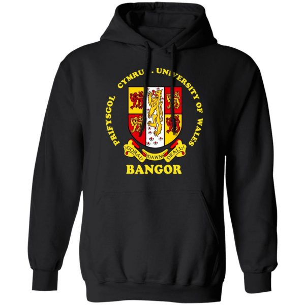 Bangor Prifysgol Cymru University Of Wales T-Shirts, Hoodies, Sweater Apparel 9