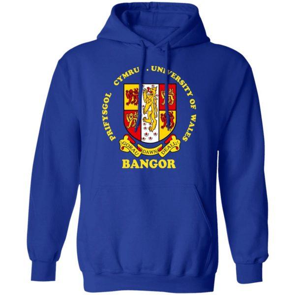 Bangor Prifysgol Cymru University Of Wales T-Shirts, Hoodies, Sweater Apparel 12