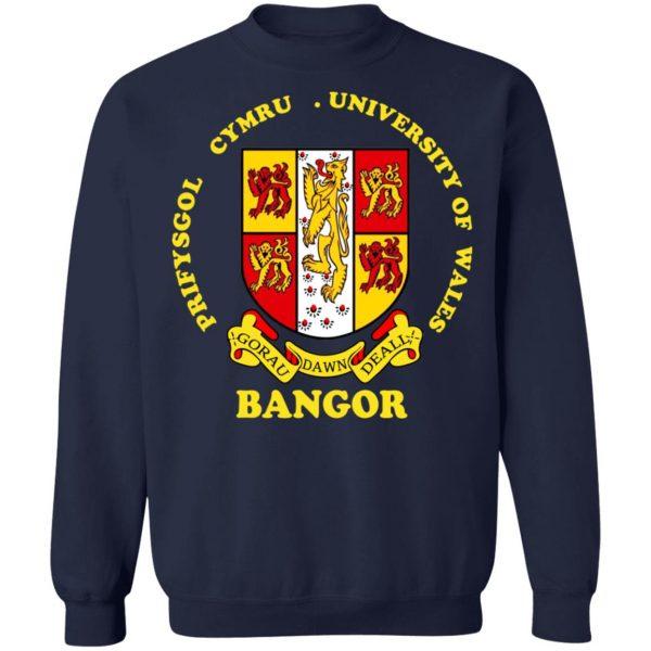 Bangor Prifysgol Cymru University Of Wales T-Shirts, Hoodies, Sweater Apparel 14