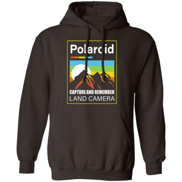 Polaroid Capture And Remember Land Camera T-Shirts, Hoodies, Sweater Apparel 11