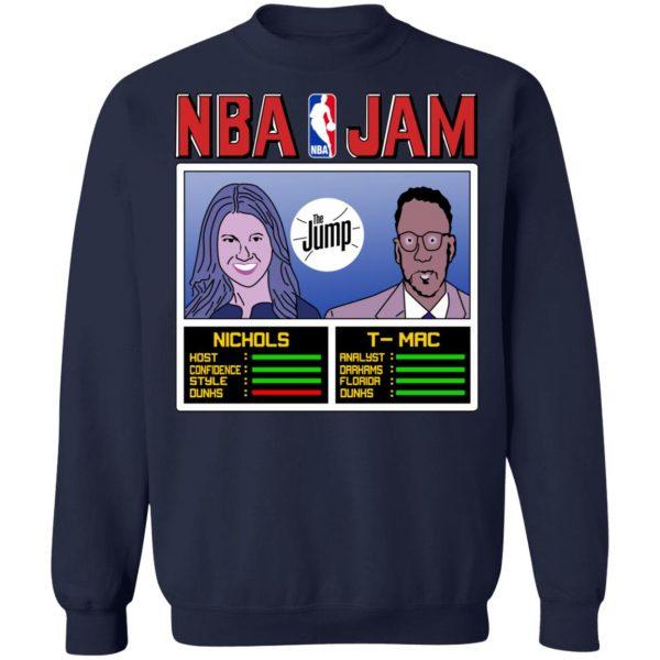 NBA Jam The Jump Nichols TMac T-Shirts, Hoodies, Sweater Apparel 14