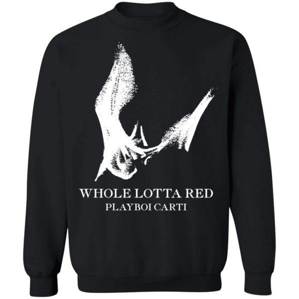 Whole Lotta Red Playboi Carti Merch T-Shirts, Hoodies, Sweater Apparel 13