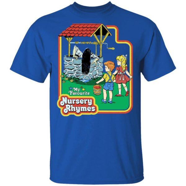 My Favorite Nursery Rhymes T-Shirts, Hoodies, Sweater Apparel 6