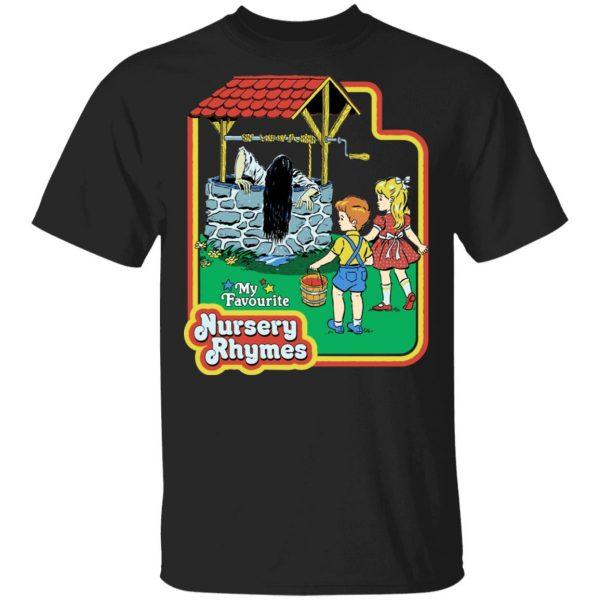 My Favorite Nursery Rhymes T-Shirts, Hoodies, Sweater Apparel 3