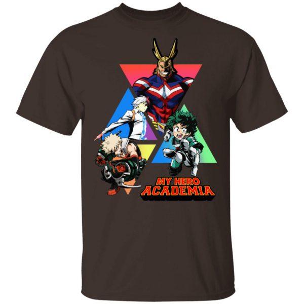 My Hero Academy T-Shirts, Hoodies, Sweater Apparel 4
