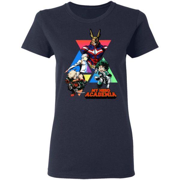 My Hero Academy T-Shirts, Hoodies, Sweater Apparel 8