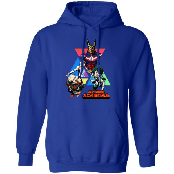 My Hero Academy T-Shirts, Hoodies, Sweater Apparel 12