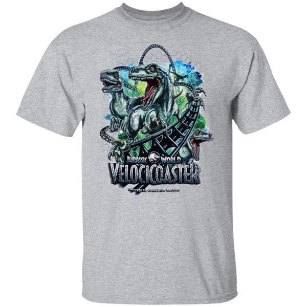VelociCoaster Universal Orlando Resort T-Shirts, Hoodies, Sweatshirt Apparel 5