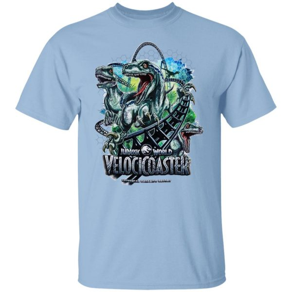 VelociCoaster Universal Orlando Resort T-Shirts, Hoodies, Sweatshirt Apparel 3