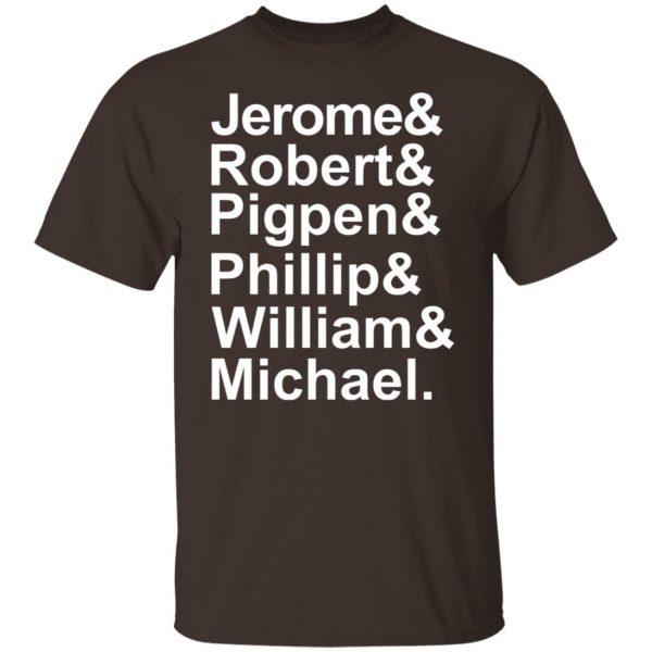 Jerome & Robert & Pigpen & Phillip & William & Michael Grateful Dead T-Shirts, Hoodies, Sweatshirt Apparel 3