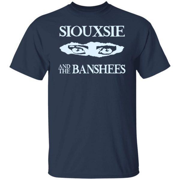 Siouxsie And The Banshees T-Shirts, Hoodies, Sweatshirt Apparel 5