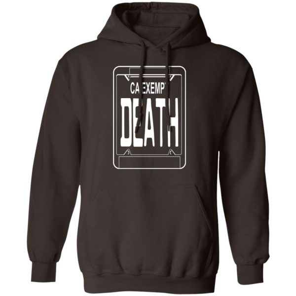 Government Plates By Death Grips Ca Exempt Death T-Shirts, Hoodies, Sweatshirt Apparel 11