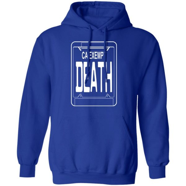 Government Plates By Death Grips Ca Exempt Death T-Shirts, Hoodies, Sweatshirt Apparel 12