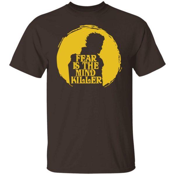 Fear Is The Mind Killer Dune T-Shirts, Hoodies, Sweatshirt Apparel 4