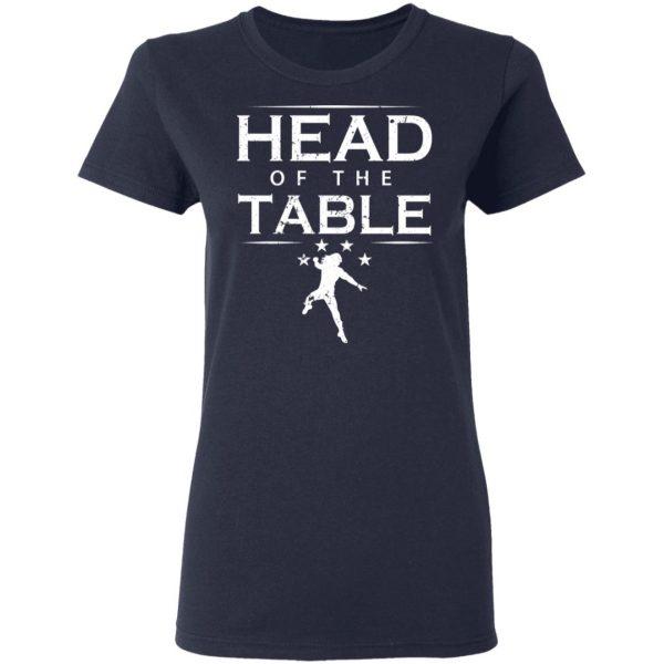 Head Of The Table Roman Reigns T-Shirts, Hoodies, Sweatshirt Apparel 8