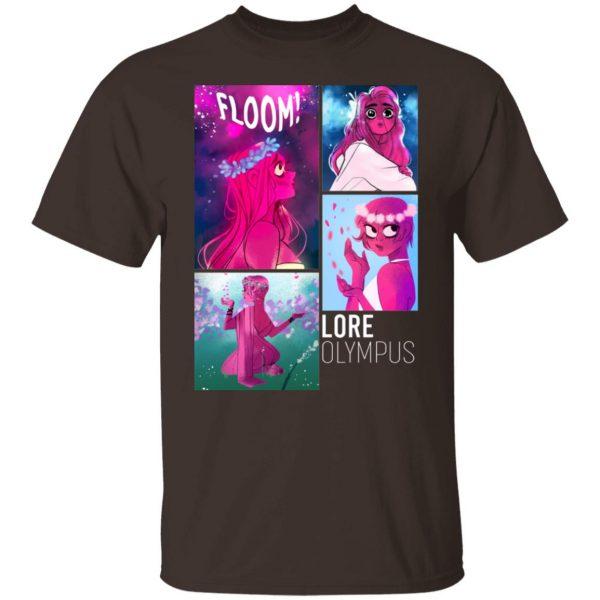 Lore Olympus Floom T-Shirts, Hoodies, Sweatshirt Apparel 4