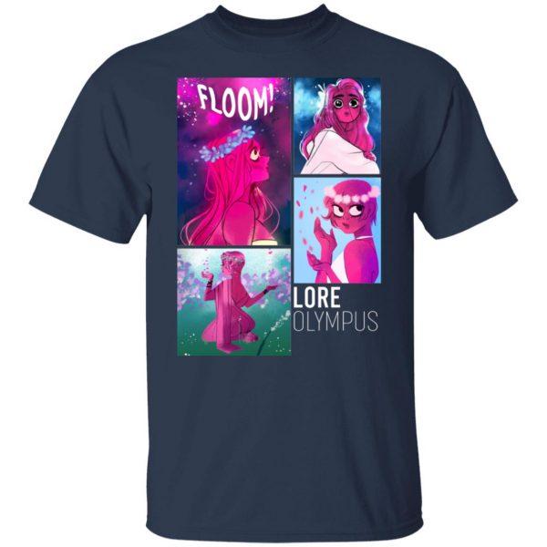 Lore Olympus Floom T-Shirts, Hoodies, Sweatshirt Apparel 5