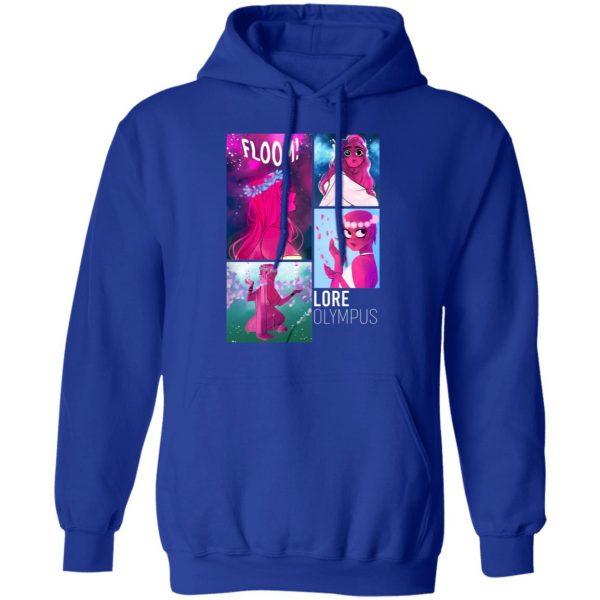 Lore Olympus Floom T-Shirts, Hoodies, Sweatshirt Apparel 12