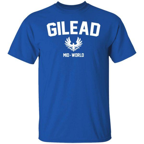 Gilead Mid-World T-Shirts, Hoodies, Sweatshirt Apparel 6