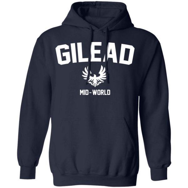 Gilead Mid-World T-Shirts, Hoodies, Sweatshirt Apparel 10