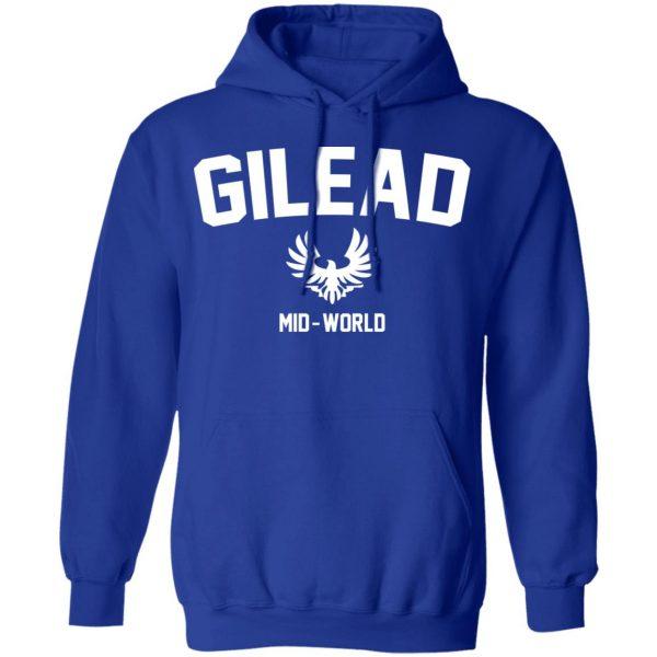 Gilead Mid-World T-Shirts, Hoodies, Sweatshirt Apparel 12