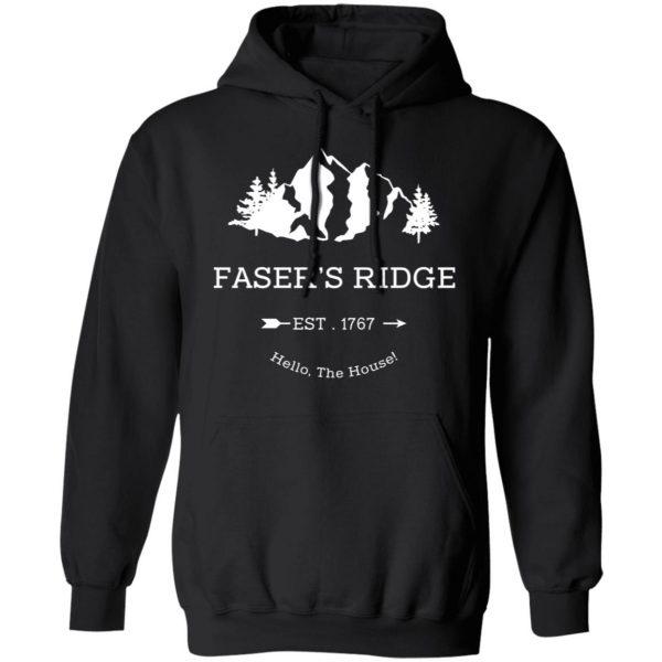 Faser's Ridge Est 1767 Hello The House T-Shirts, Hoodies, Sweatshirt Apparel 9