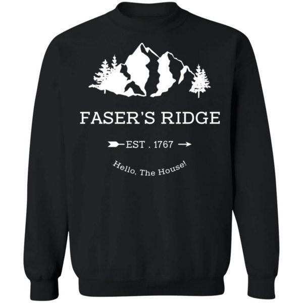 Faser's Ridge Est 1767 Hello The House T-Shirts, Hoodies, Sweatshirt Apparel 13