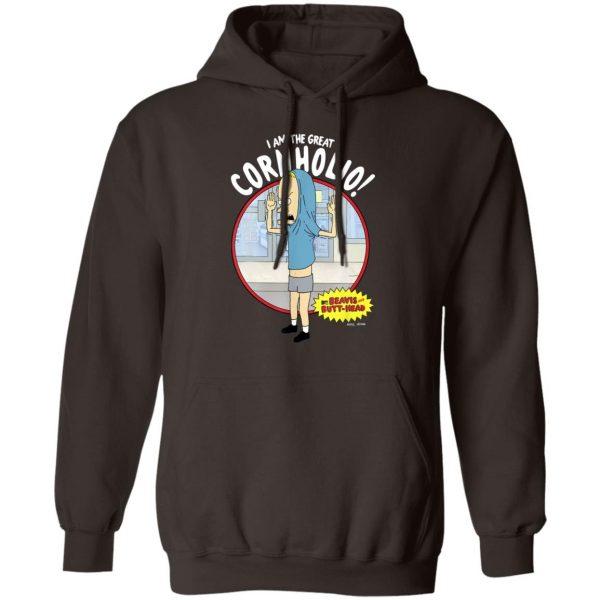 I Am The Great Cornholio Beavis And Butt-Head T-Shirts, Hoodies, Sweatshirt Apparel 11