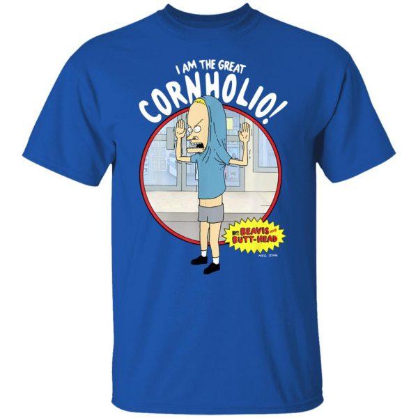 I Am The Great Cornholio Beavis And Butt-Head T-Shirts, Hoodies, Sweatshirt Apparel 5
