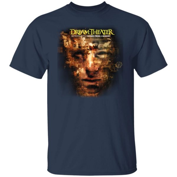 Dream Theater Metropolis Pt 2 Scense From A Memory T-Shirts, Hoodies, Sweatshirt Apparel 4