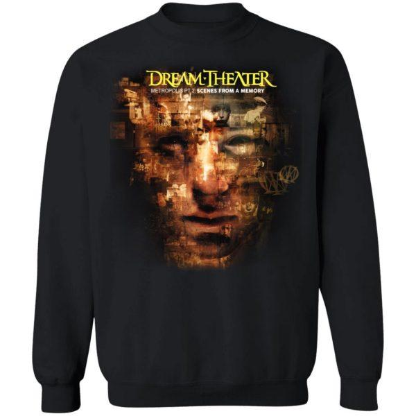 Dream Theater Metropolis Pt 2 Scense From A Memory T-Shirts, Hoodies, Sweatshirt Apparel 13