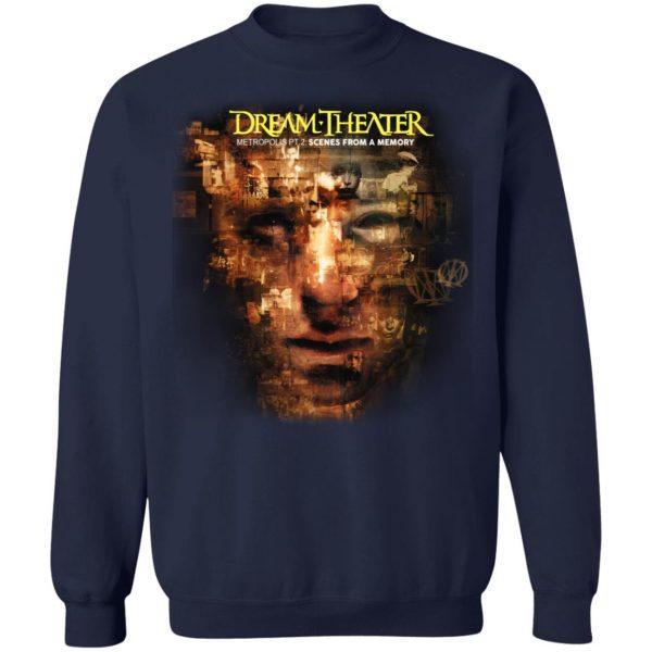 Dream Theater Metropolis Pt 2 Scense From A Memory T-Shirts, Hoodies, Sweatshirt Apparel 14