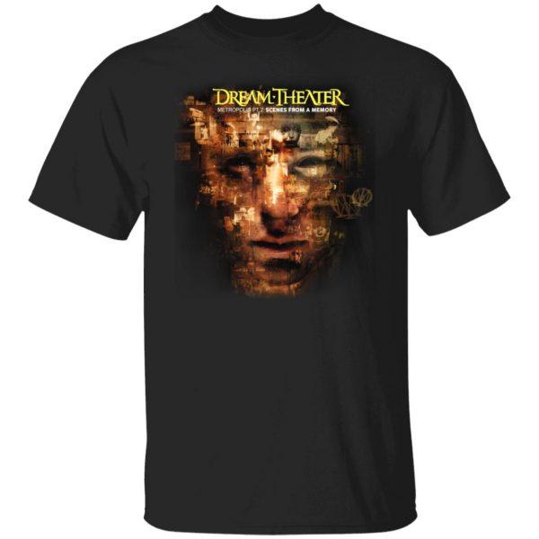 Dream Theater Metropolis Pt 2 Scense From A Memory T-Shirts, Hoodies, Sweatshirt Apparel 5