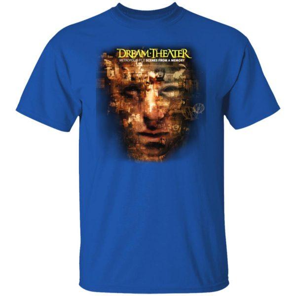 Dream Theater Metropolis Pt 2 Scense From A Memory T-Shirts, Hoodies, Sweatshirt Apparel 6