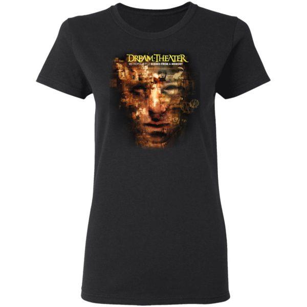 Dream Theater Metropolis Pt 2 Scense From A Memory T-Shirts, Hoodies, Sweatshirt Apparel 7