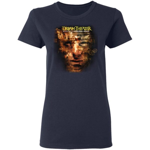 Dream Theater Metropolis Pt 2 Scense From A Memory T-Shirts, Hoodies, Sweatshirt Apparel 8