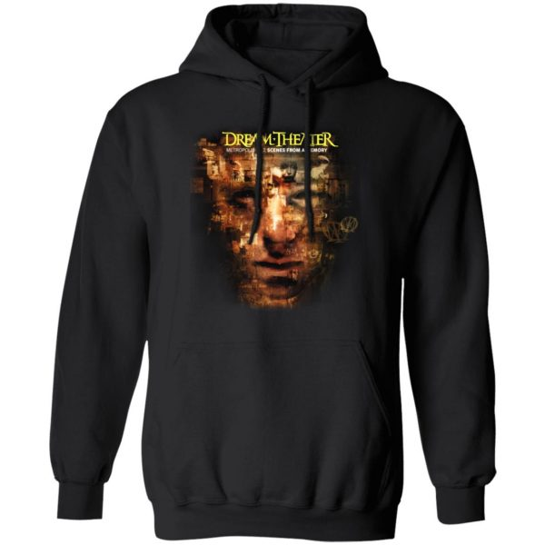 Dream Theater Metropolis Pt 2 Scense From A Memory T-Shirts, Hoodies, Sweatshirt Apparel 9