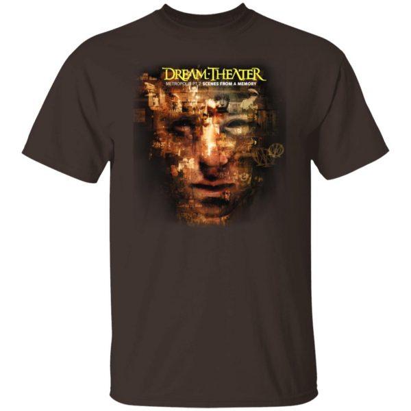 Dream Theater Metropolis Pt 2 Scense From A Memory T-Shirts, Hoodies, Sweatshirt Apparel 3