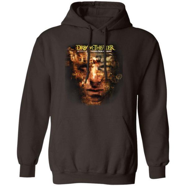 Dream Theater Metropolis Pt 2 Scense From A Memory T-Shirts, Hoodies, Sweatshirt Apparel 11