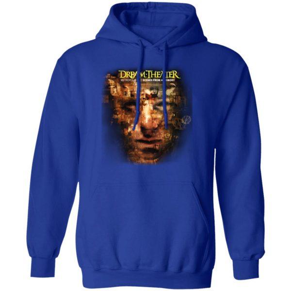 Dream Theater Metropolis Pt 2 Scense From A Memory T-Shirts, Hoodies, Sweatshirt Apparel 12
