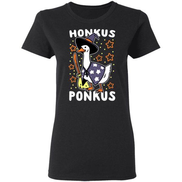 Honkus Ponkus Duck Untitled Goose Game T-Shirts, Hoodies, Sweatshirt Apparel 7