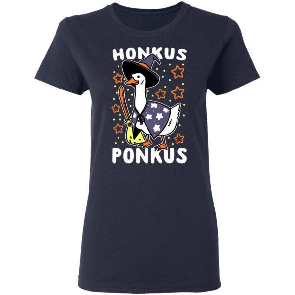 Honkus Ponkus Duck Untitled Goose Game T-Shirts, Hoodies, Sweatshirt Apparel 8