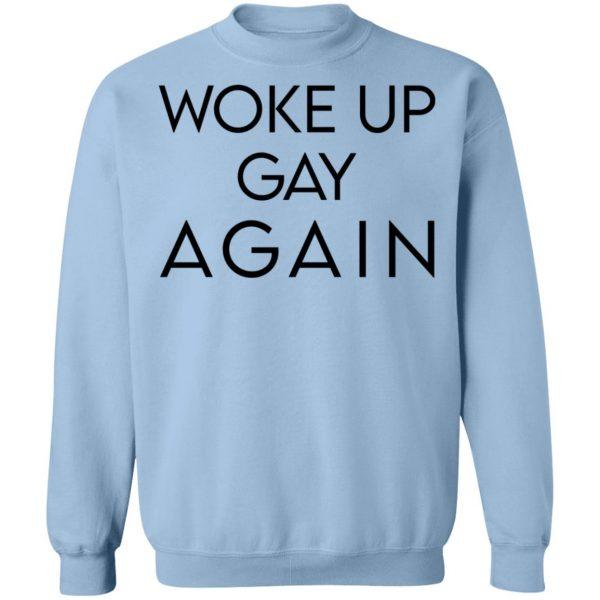 Woke Up Gay Again T-Shirts, Hoodies, Sweatshirt Apparel 14