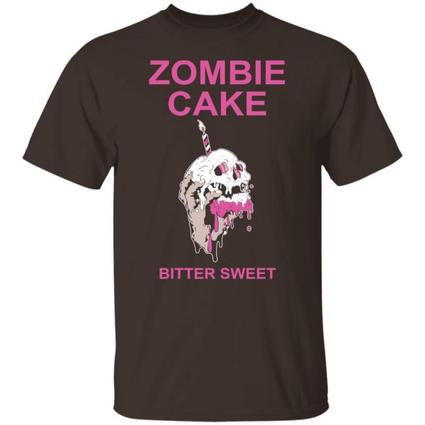 Zombie Cake Bitter Sweet T-Shirts, Hoodies, Sweater Apparel 4