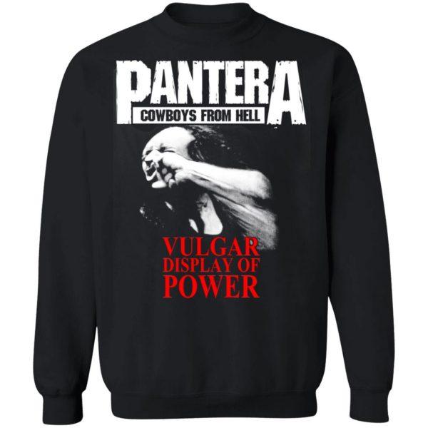Pantera Cowboys From Hell Vulgar Display Of Power T-Shirts, Hoodies, Sweater Apparel 13