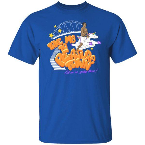 Take Me To Pleasure Town Bukayo Saka T-Shirts, Hoodies, Sweater Apparel 6