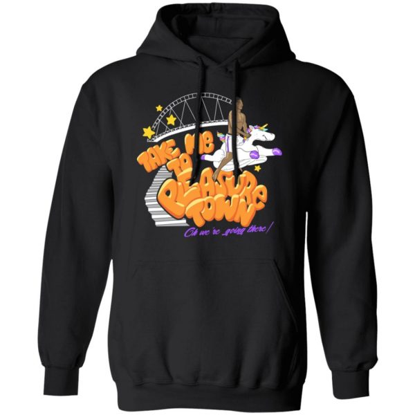 Take Me To Pleasure Town Bukayo Saka T-Shirts, Hoodies, Sweater Apparel 9