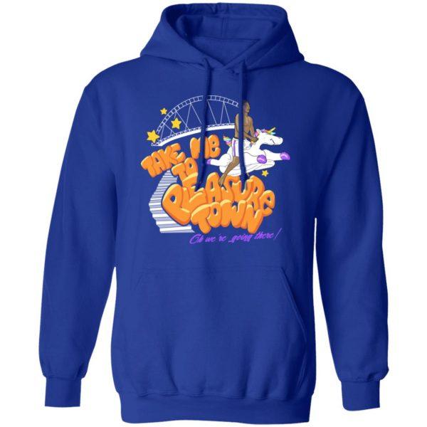 Take Me To Pleasure Town Bukayo Saka T-Shirts, Hoodies, Sweater Apparel 12